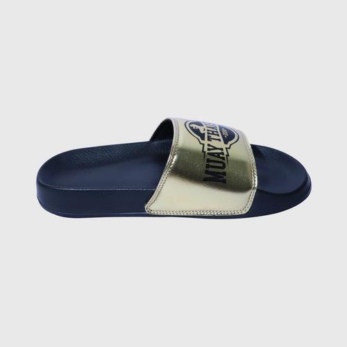 Muay Thai Street Shoes Comfort Slides Gold Size 38