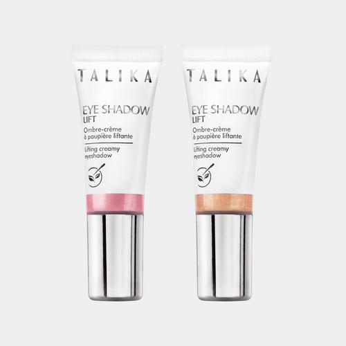 提拉紧致液体眼影套装 (裸色及粉色)