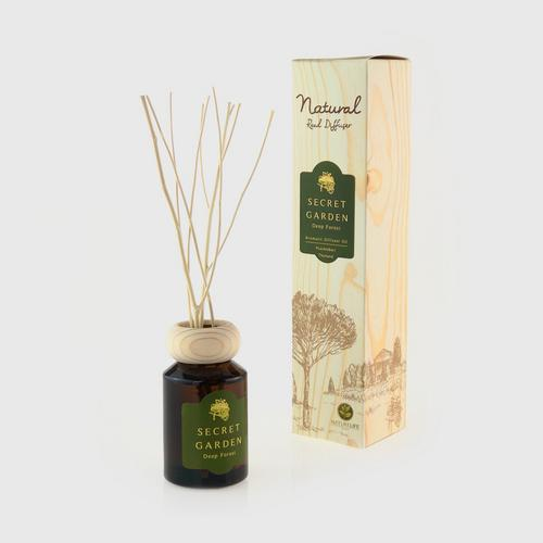 NATURE LIFE HERB Aromatic Diffuser Oil 50 ml - Secret Garden/Deep Forest