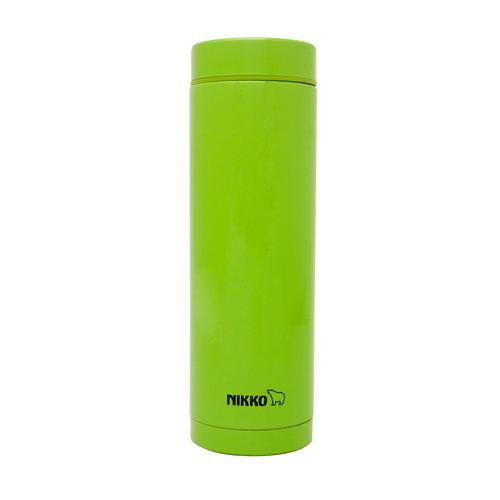 NIKKO Stainless Steel Vacuum Bottle 500 ml. SMS - Green