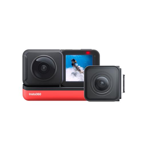 Insta360 ONE R Twin Edition - Black