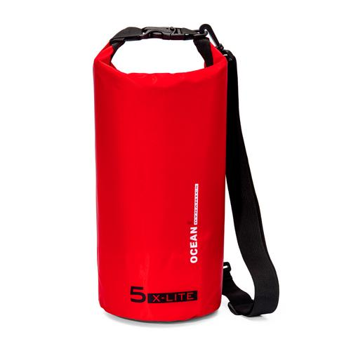 OCEANSDYNAMICS Dry Bag - 5L X-Lite Red