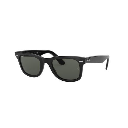 RAYBAN Black Acetate Sunglasses 0RB2140F901/5854