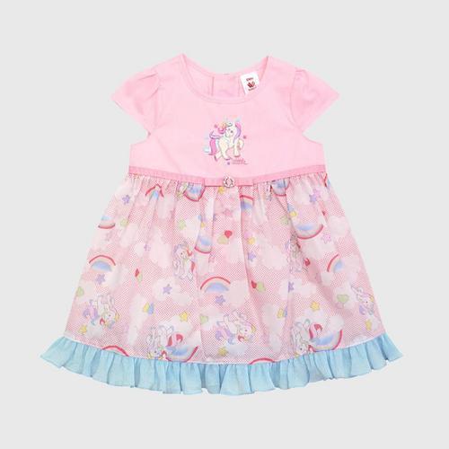 LITTLE WACOAL Dress Unicorn Skirt (Pink)
