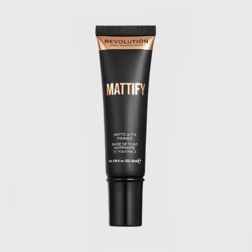 MAKEUP REVOLUTION Mattify Matte & Fix Primer 28 ML.