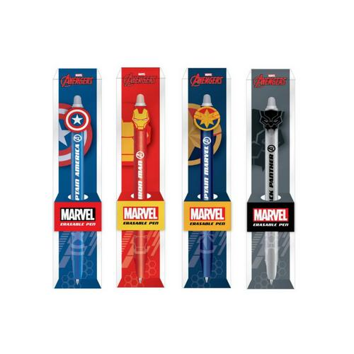 MARVEL Erasable pen pack 4 (AVG-1820-4)