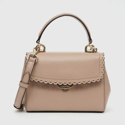 MICHAEL KORS Extra - Small leather crossbody - Truffle