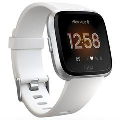 Fitbit Versa Lite White/Silver Aluminum