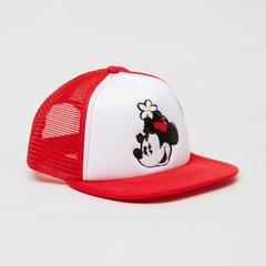 Disney Teen Women Cap Minnie on White