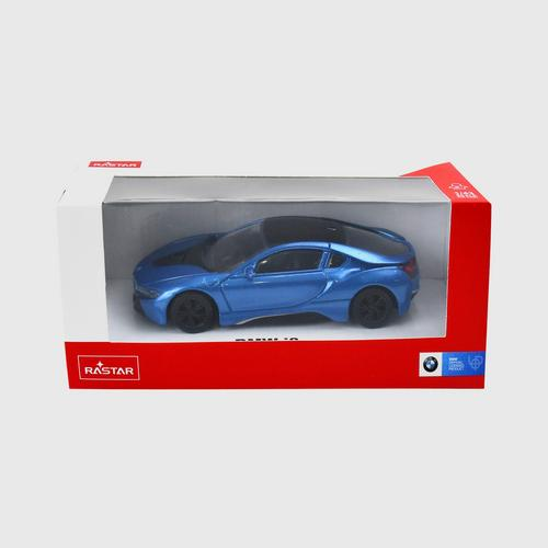 BB TOYS BMW i8 (1:43 scale) blue