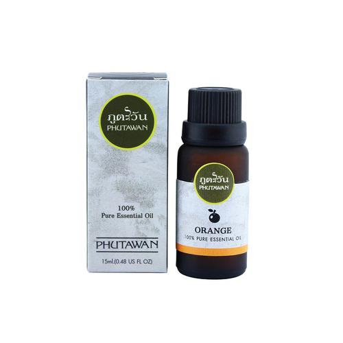 Phutawan Essential Oil  Orange   15 ml