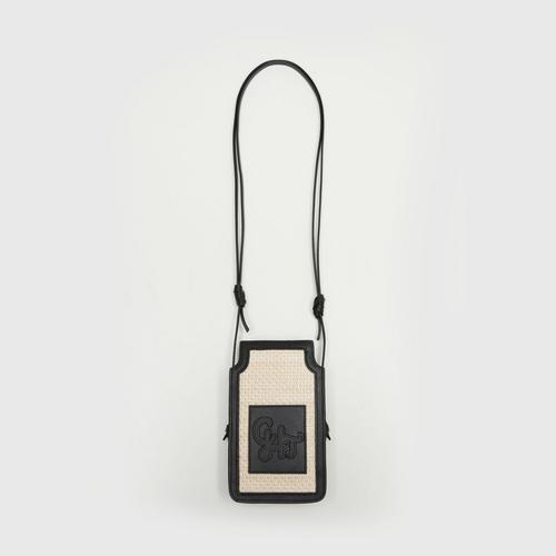 CHATO STUDIO Bora Mini Phone Holder-Black