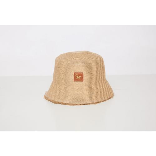 CHATO STUDIO Sicily Bucket Hat Brown  Head Round 56.5 cm.