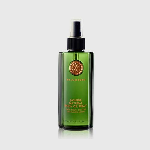 HARNN Jasmine Natural Body Oil Spray 230 Ml.