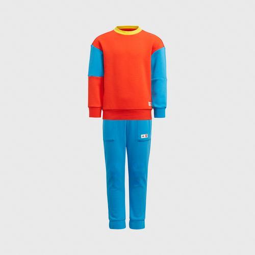 Adidas LB LEGO SET - RED SIZE 92 CM UK