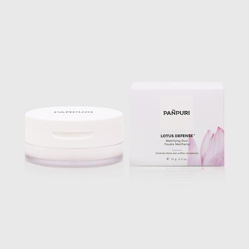 Pañpuri LOTUS DEFENSE MATTIFYING DUST 10GM