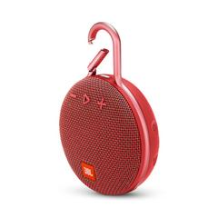 JBL CLIP 3 Portable Bluetooth® speaker (Red)