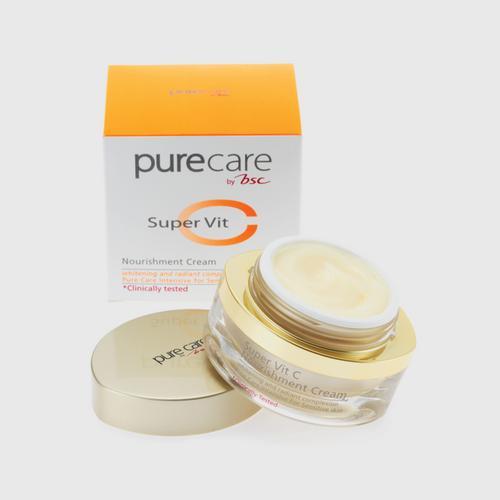 PURE CARE by BSC Super Vit C Nourishment Cream