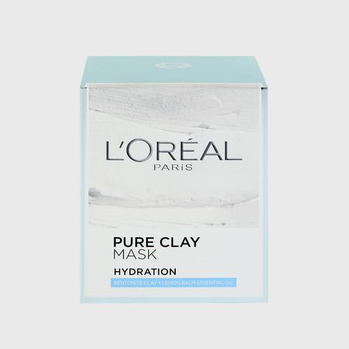 巴黎欧莱雅 L'OREAL 矿物净化泥面膜 - 水润清透 50ml