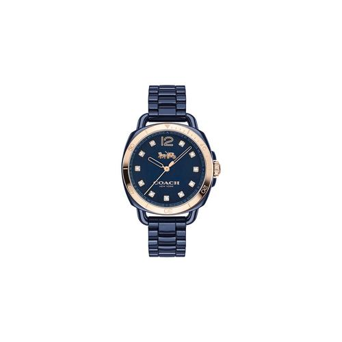 COACH 34 mm. Tatum Ceramic Set Bracelet Bracelet Watch