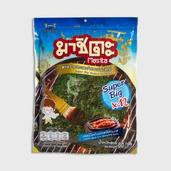 Masita Grilled Seaweed Giant Korean Squid 60 G - Korean Squid Flavor