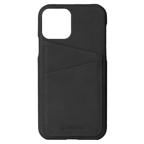 KRUSELL SUNNE 带卡槽手机壳- iPhone 11 Pro Max - 复古黑色
