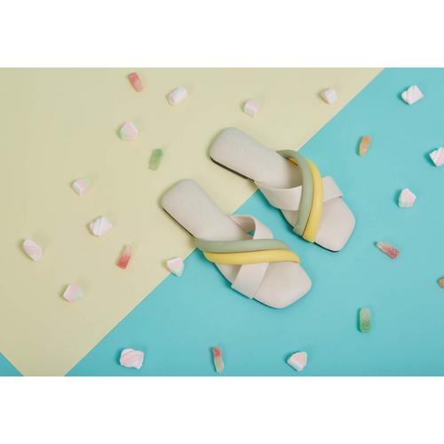 Hey. Softshoes Candy Matcha Lemon 36