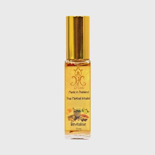 Thai Aroma Herbal Oil Revitalise 15ML