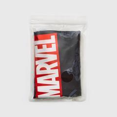 "MARVEL Marvel logo on Black Luggage cover 24"""