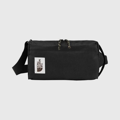 THE NORTH FACE FIELD BAG BLACK HEATHER