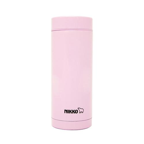 NIKKO Stainless Steel Vacuum Bottle 350 ml. SMS - Purple
