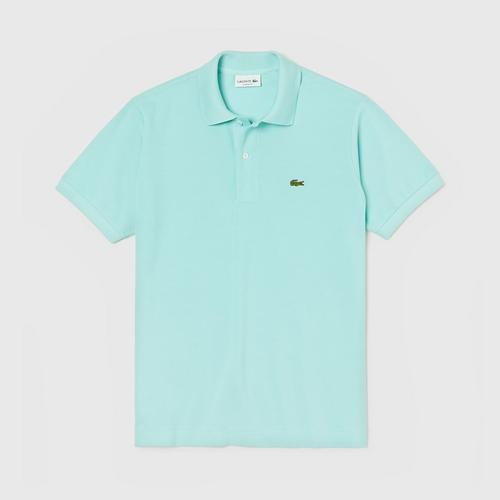 Lacoste Classic Fit L.12.12 Polo Shirt (Turquoise) - Size 2 (XS)