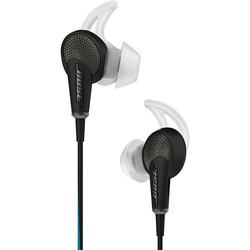 Bose QuietComfort® 20 Acoustic Noise Cancelling® headphones - Black