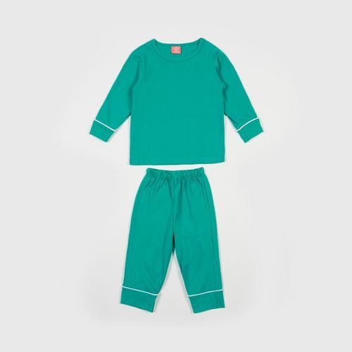 NANITA Kids Clothing Set P014 - Green - S
