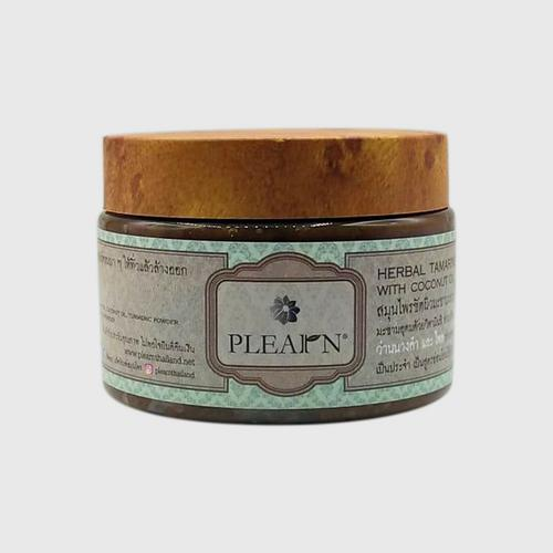 Plearn Herbal Tamarind Scrub Cream With Coconut oil  150 g.