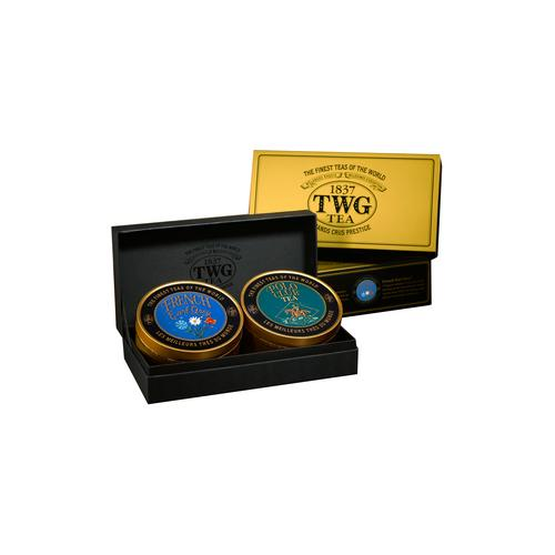 TWG SWEETHEART TEA SET 2 X 100 G
