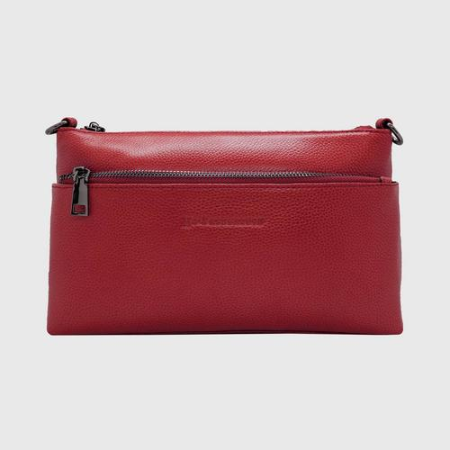 Me Phenomenon Clutch & Shoulder bag  Red