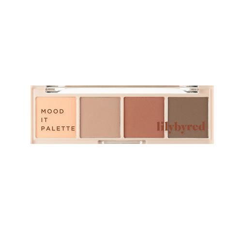 LILYBYRED Mood It Palette 03 Mute It 5.8 G