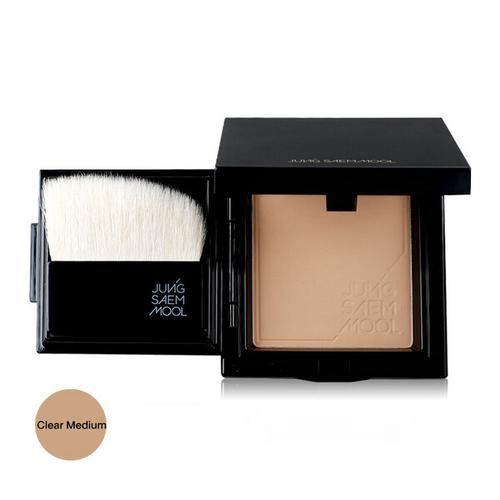 JSM Essential Smooth Finish Pact (Clear Medium) 12g