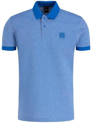 服装HUGO BOSS Parlay 70 Polo Shirt (Blue) Size S
