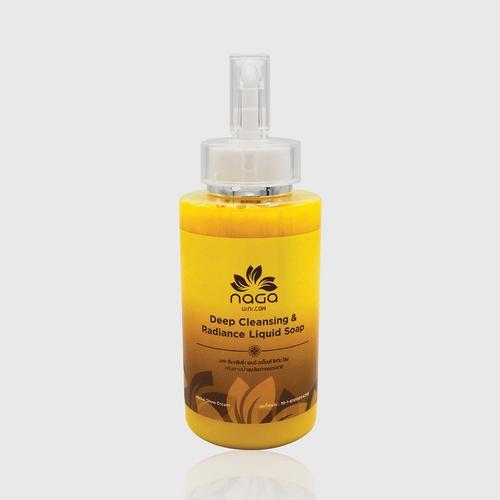 NAGA COSMETICS OTOP Deep Cleansing & Radiance Liquid Soap 300ml.