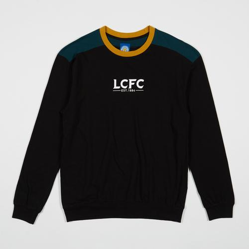 Leicester City Football Club AW19 Long Sleeve T-Shirt LCFC Size S