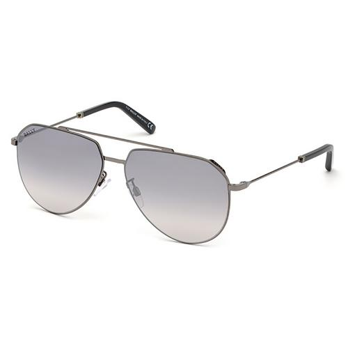 BALLY Flash Silver Lens 62mm BY0007-H