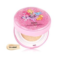 MILLE My Little Pony Wonderful Matte Cover Cushion SPF30 PA++ 13g #21 Light