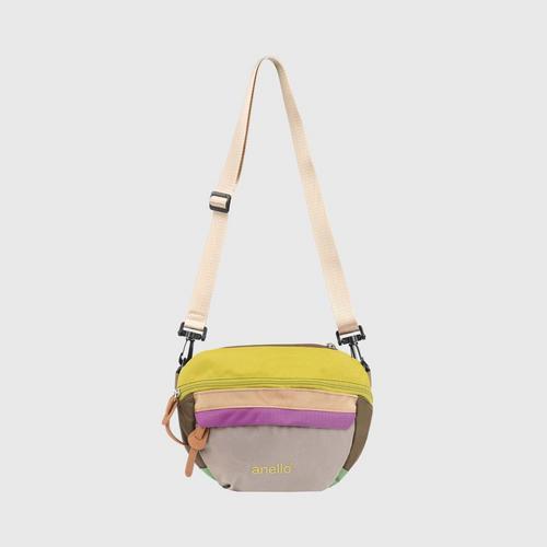 ANELLO AT-B3636-NOSTALGIC Mini Shoulder Bag-GRAY