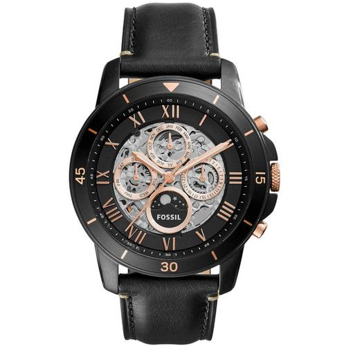 FOSSIL Chronograph 44 MM Black Dial