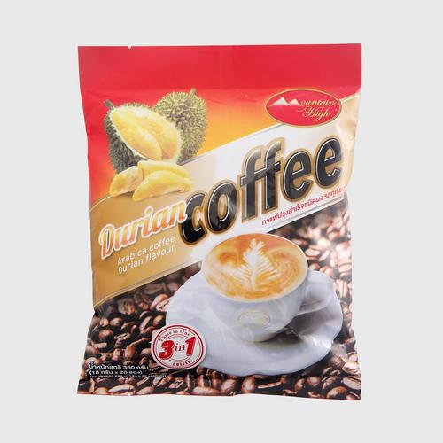 MOUNTAIN HIGH MOH ARABICA DURIAN FLAVOR 360g.