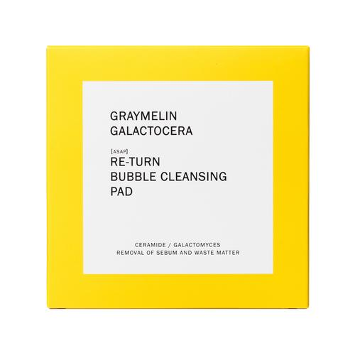 Graymelin Galactocera Re-Turn Bubble Cleansing Pad/ 5ea