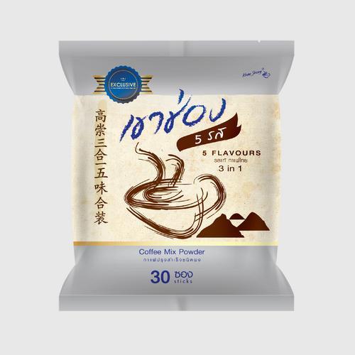Khao Shong混合口味咖啡