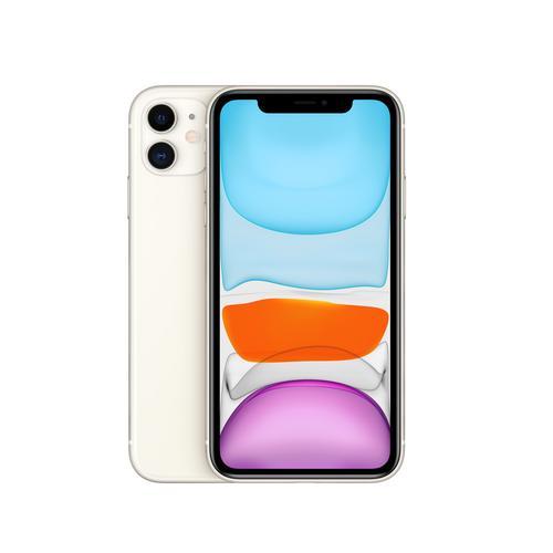 苹果 (APPLE) iPhone 11 手机128G(白色)